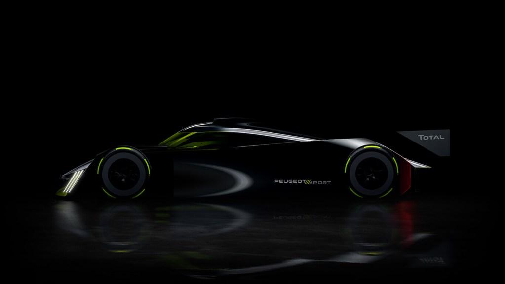Peugeot regresa en 2022 a la WEC y Le Mans con un hypercar híbrido
