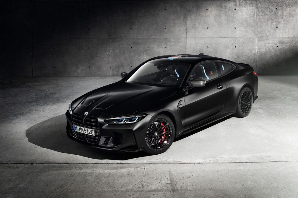 M4 Competition x Kith, la renovada, elegante y limitada edición del BMW M4