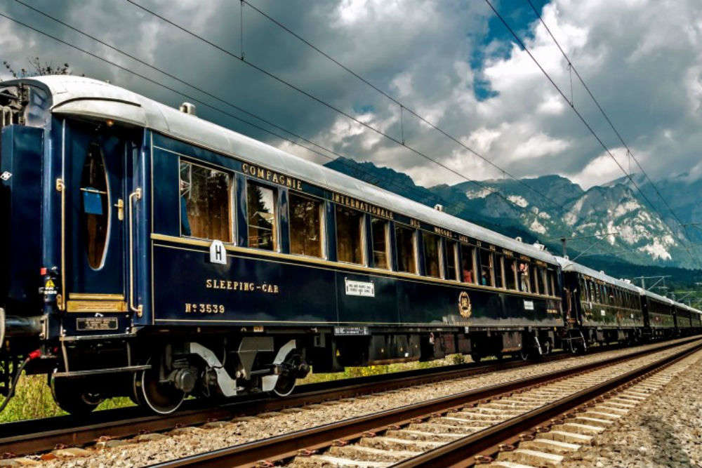 La muestra Once Upon a Time on the Orient Express revive el glamour de los 30