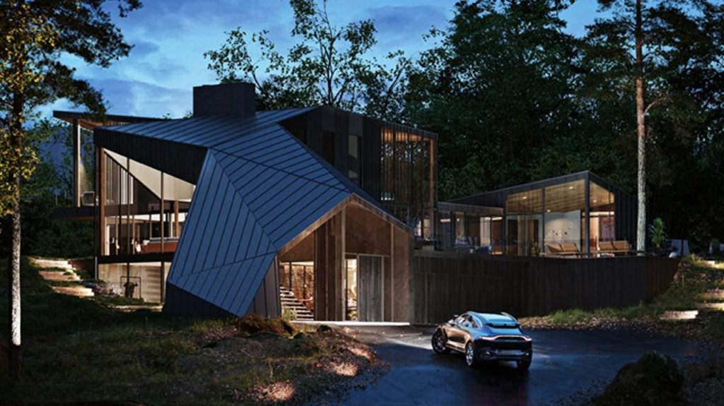 Aston Martin revela su primer proyecto de diseño residencial: Sylvan Rock