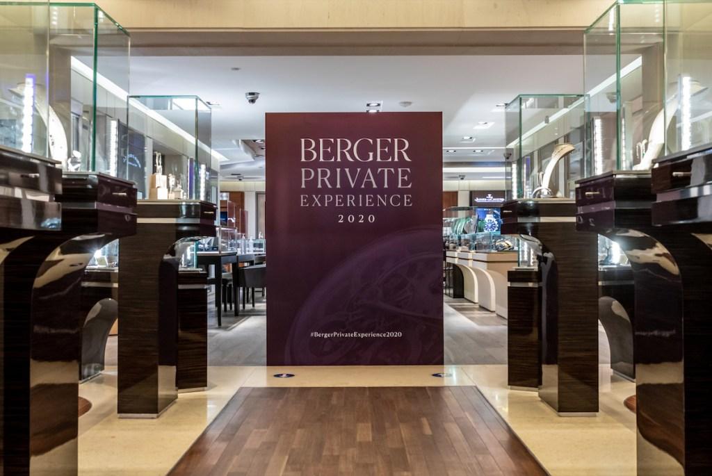 Berger Private Experience 2020 da una probadita previa de lo que traerá el SIAR 2020