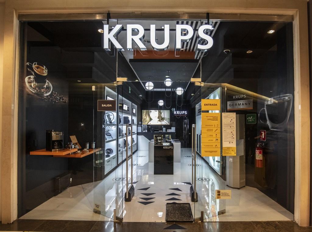 El sueño de los amantes del café, KRUPS ya tiene su primera boutique en la CDMX