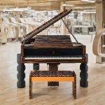 ¿Qué pasa cuando unes a Lenny Kravitz y a Steinway? Un piano como ningún otro