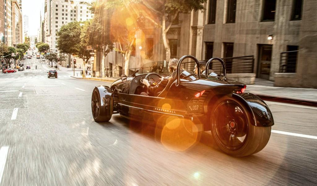 El nuevo roadster de Vanderhall promete ser el 'juguete para grandes' del 2021, te lo presentamos