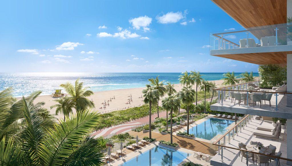 57 Ocean: las residencias por las que querrás mudarte a Miami