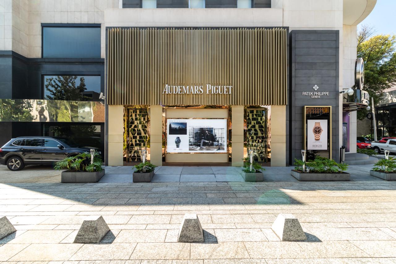 Audemars Piguet fortalece su presencia en nuestro país con un nuevo espacio en la ciudad