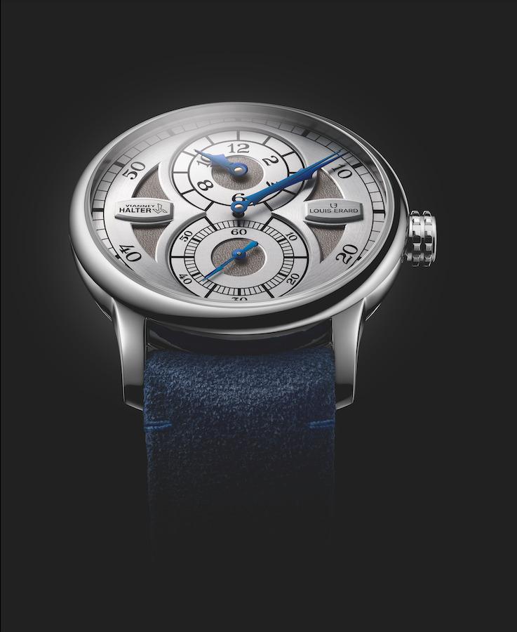 Louis Erard y Vianney Halter han creado el reloj de edición limitada que necesitas agregar a tu colección