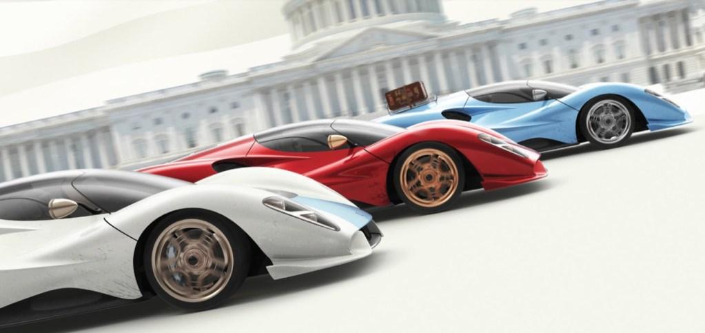 De Tomaso Automobili se muda a Estados Unidos y anuncia el nuevo superdeportivo P72