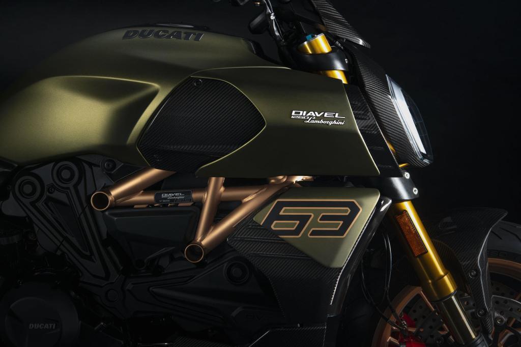 Ducati y Lamborghini