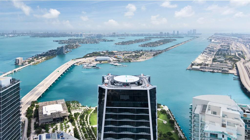 Así es vivir en el condominio más exclusivo de Miami: One Thousand Museum