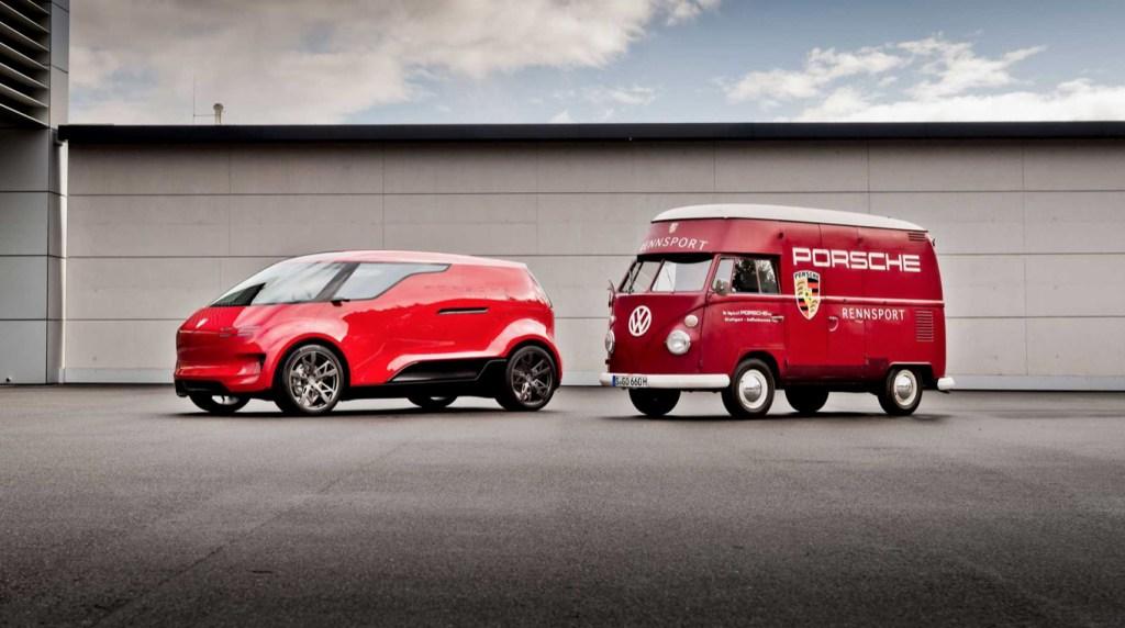 Porsche revela concept de minivan eléctrica o cómo deberían ser los utilitarios del futuro