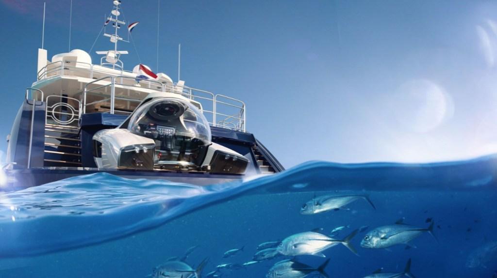 Conoce los mejores submarinos personales para explorar el océano
