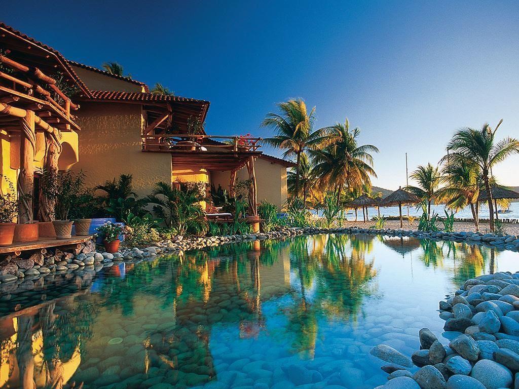Escápate al resort más romántico de México: el Thompson Zihuatanejo