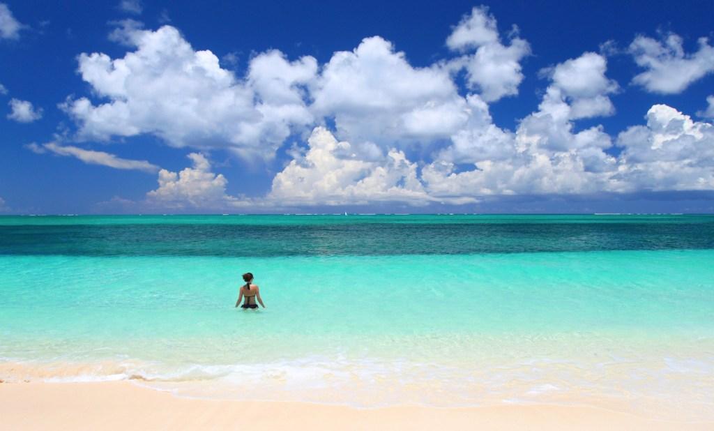 cinco mejores playas