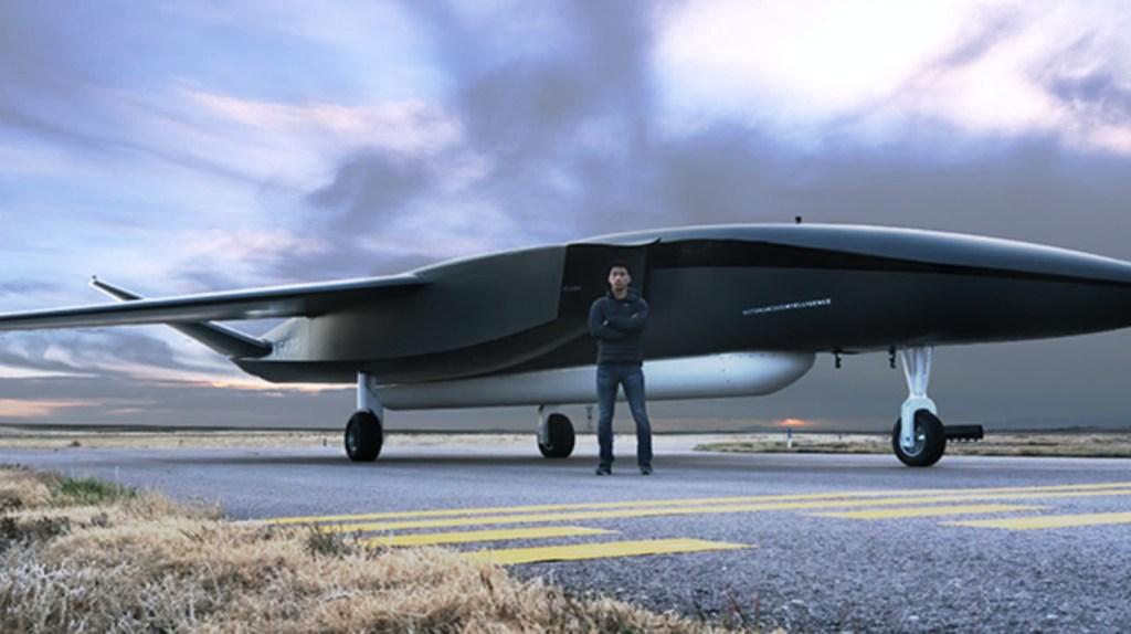 dron más grande del mundo