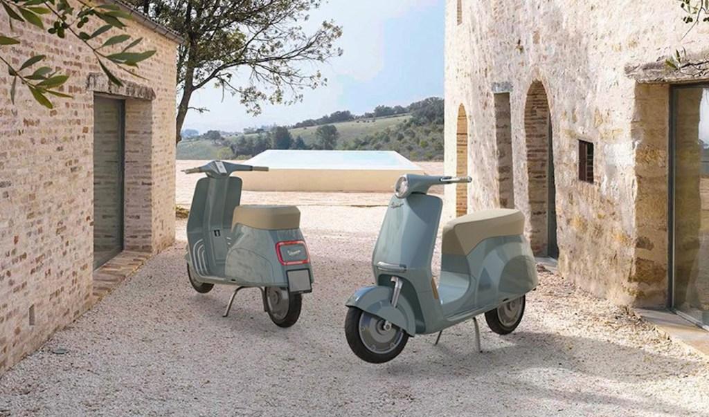Elettra, un nuevo concepto de movilidad para el clásico scooter italiano