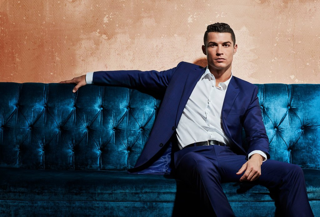 Ronaldo se prepara para la apertura de su nuevo hotel en Marrakech