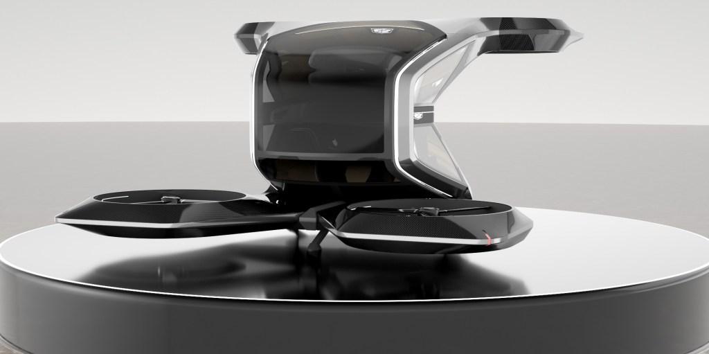 GM adelanta el futuro y presenta un Cadillac volador y su primer vehículo autónomo