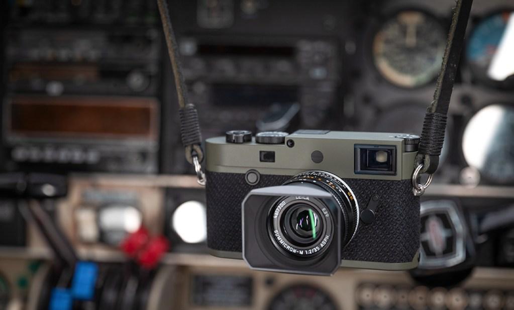 Conoce la nueva cámara Leica reforzada en kevlar para fotógrafos todo terreno