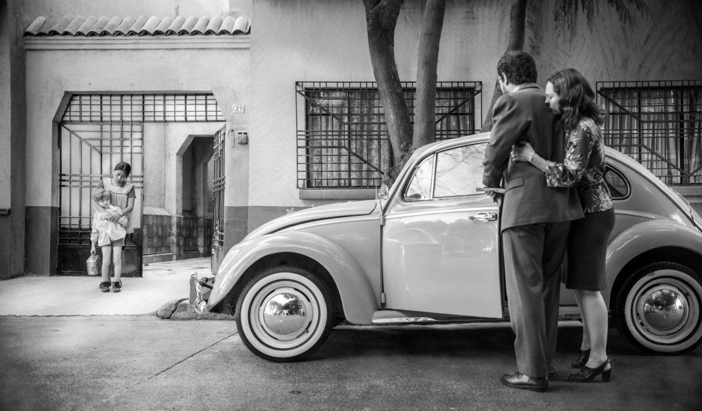 Ponen a la venta la casa donde se filmó 'Roma' de Alfonso Cuarón