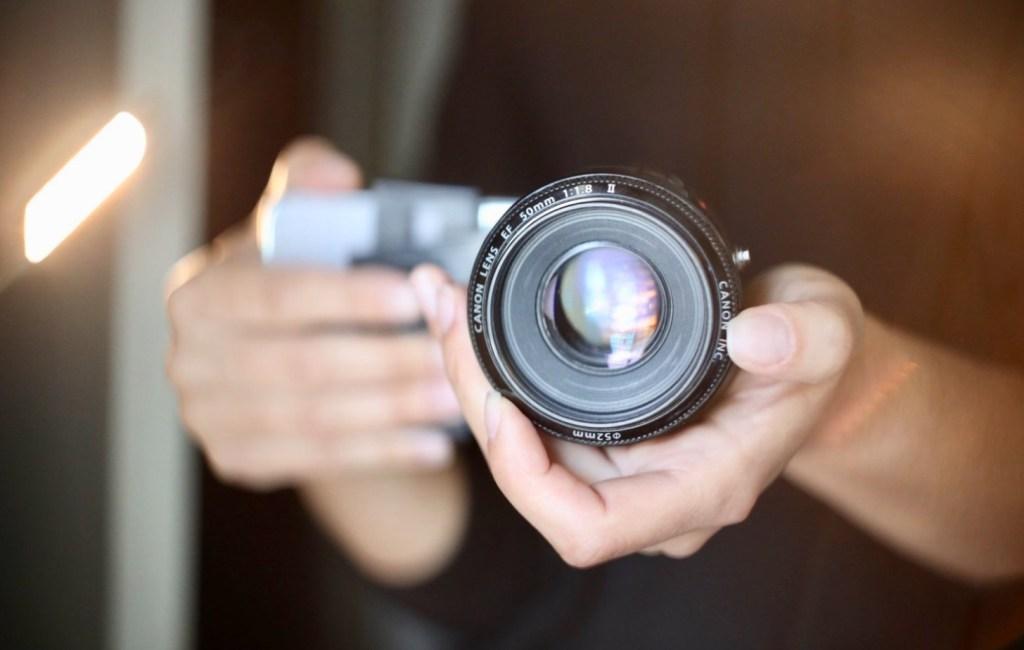 Estos lentes removibles para iPhone son los gadgets ideales para amantes de la fotografía