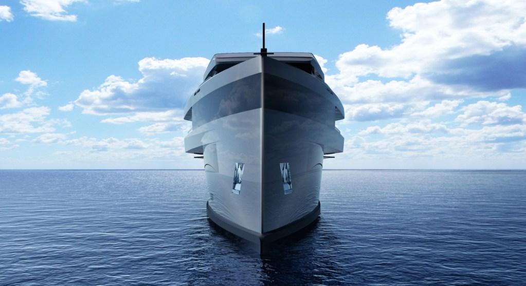 Kyron Design revela el lujo total sobre el agua, el superyate Nzuri