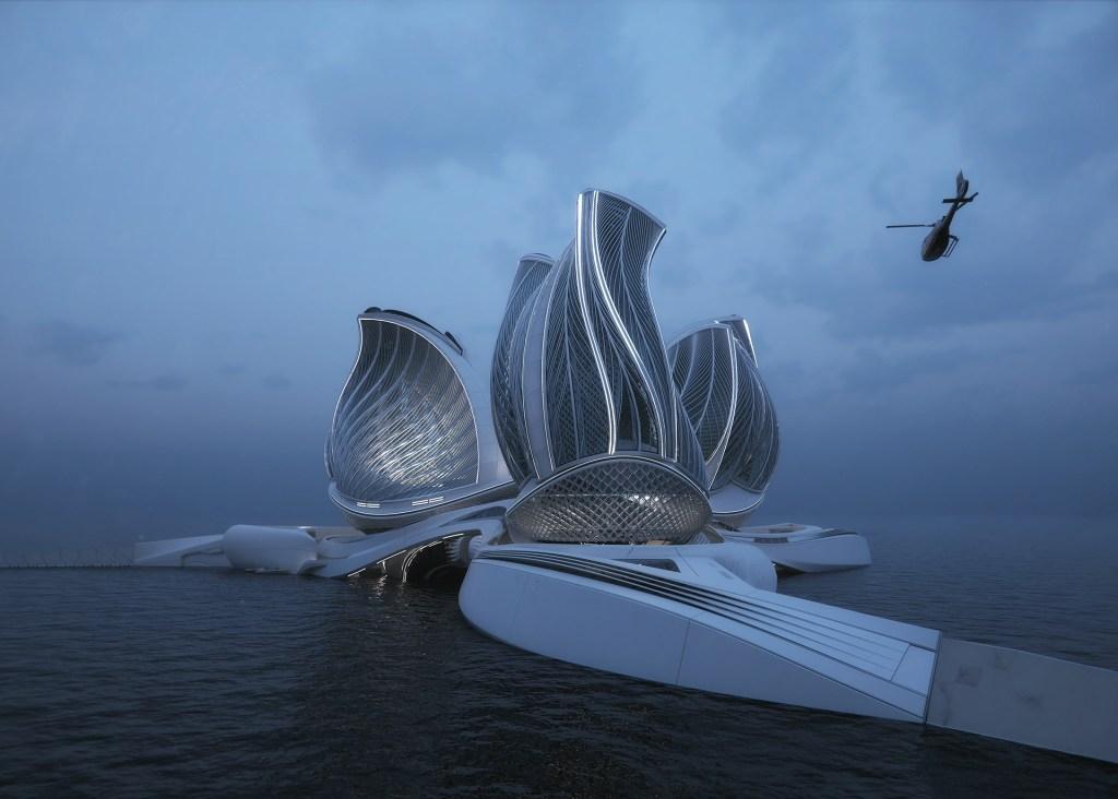 Este diseño de Lenka Petrákova podría ser la solución para limpiar el océano Pacífico