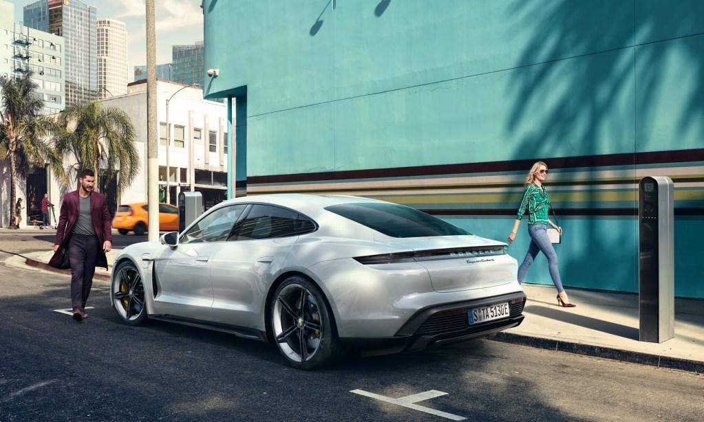 Potencia electrificada, eso es el Porsche Taycan que ya llegó a México
