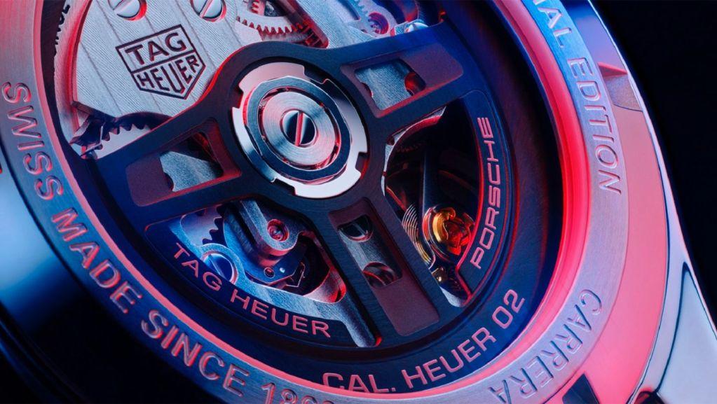 TAG Heuer y Porsche sellan una duradera alianza con un reloj: el TAG Heuer Carrera Porsche Chronograph