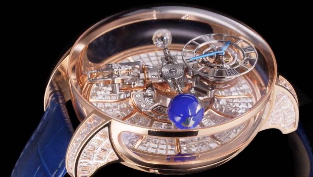 Éste es el nuevo reloj de Conor McGregor que costó solamente 1 millón de dólares