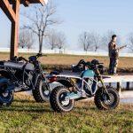 Pequeña pero poderosa, así The Runt, la moto eléctrica para niños de Volcon