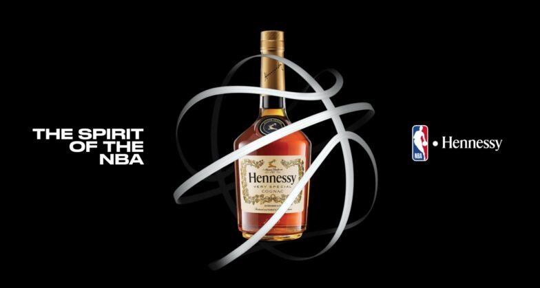 Hennessy ahora es la bebida oficial de la NBA en todo el mundo