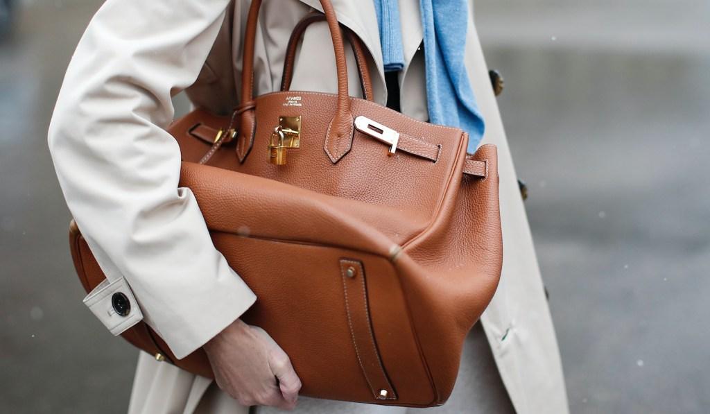 Hermès diseña un bolso con 'piel' cultivada en laboratorio a partir de hongos y sale a fin de año