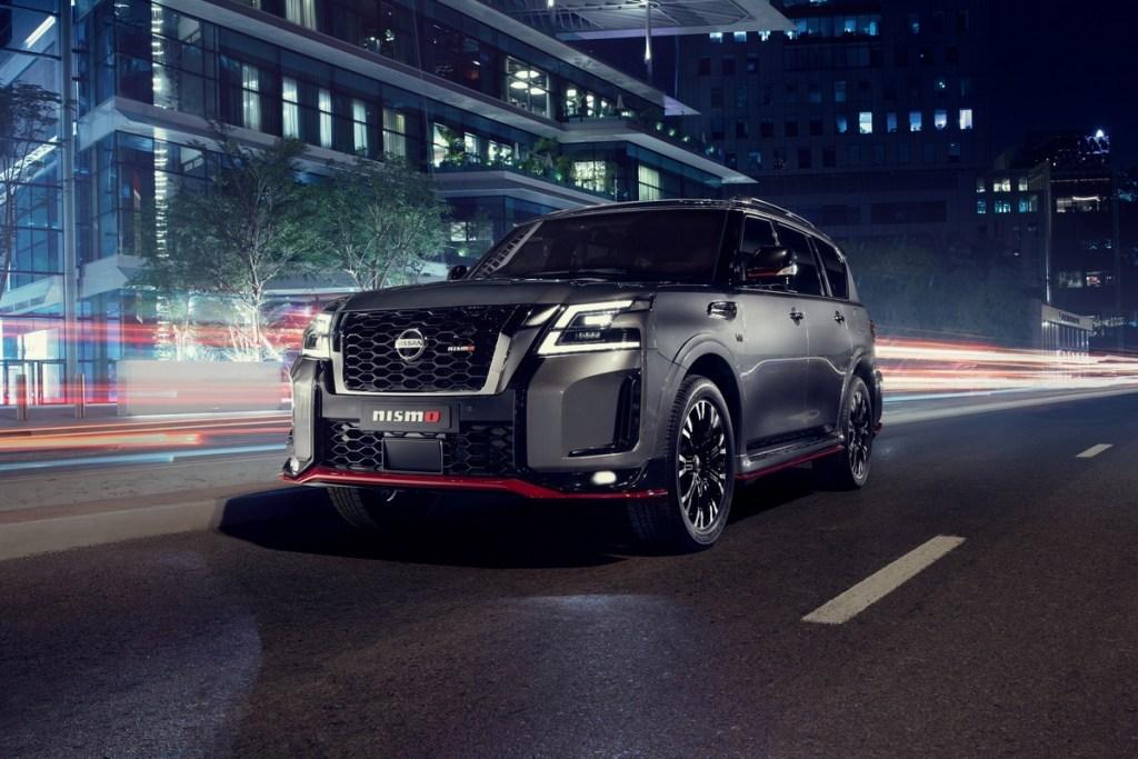 Conoce la Nissan Patrol Nismo 2021, un 'monstruo' de lujo con 428 CV