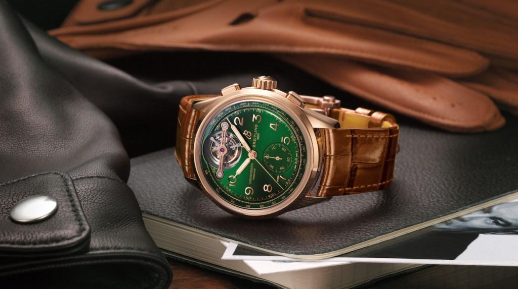 Breitling y Bentley lanzan el B21 Calibre Tourbillon Chrono: lujo para el pulso en edición limitada de 25 piezas