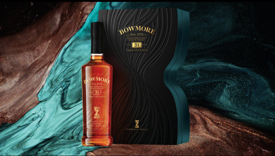 Tres ediciones ultra especiales de whisky que reflejan el ADN de Bowmore