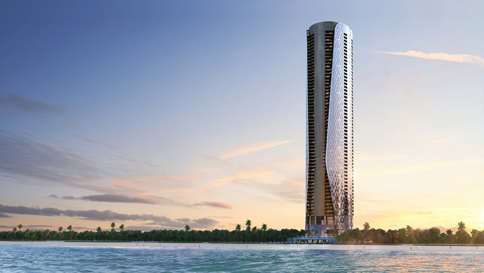 No sólo hace autos, ahora Bentley construirá su primera torre residencial en Miami