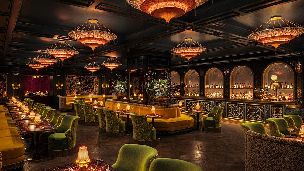Tu entrada a la cancha de los Brooklyn Nets te dará pase directo al nuevo restaurante Crown Club