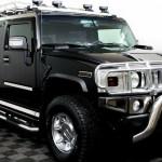 Blindada y con seis ruedas, la Hummer más imponente del mundo está a la venta en Rusia