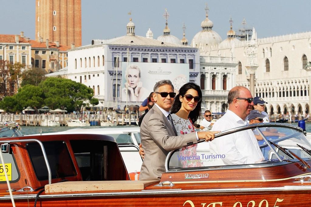 George Clooney quiere que pases unas vacaciones con él en el Lago de Como