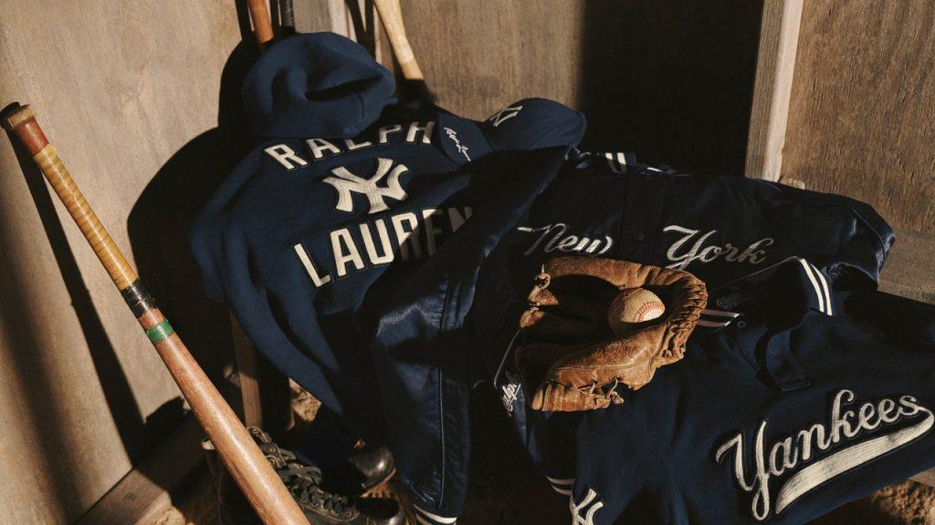 Ralph Lauren juega en las Grandes Ligas de la moda con su nueva colección inspirada en el béisbol