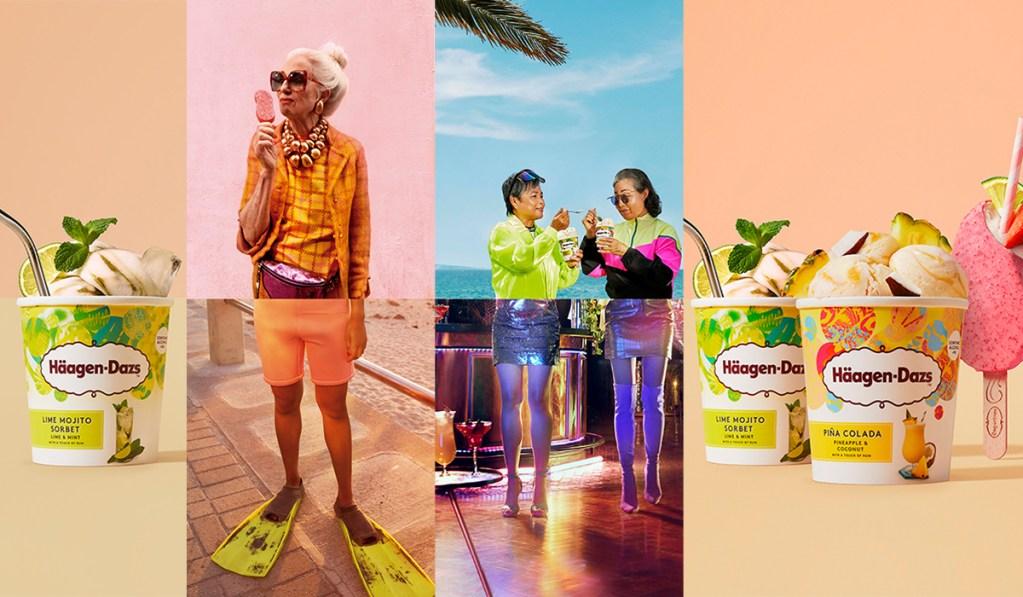 Del mojito al daiquiri, Häagen-Dazs lanza nuevos sabores inspirados en la mixología. ¡Love the Mix!