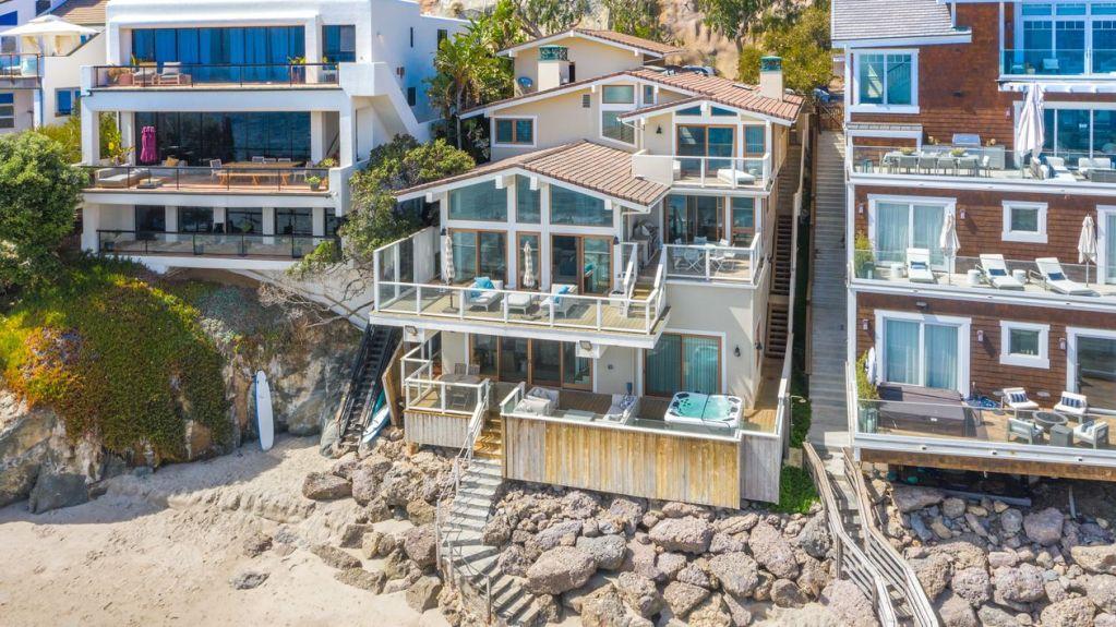 La antigua casa de playa de Steve McQueen en Malibú podría ser tuya por 12 mdd