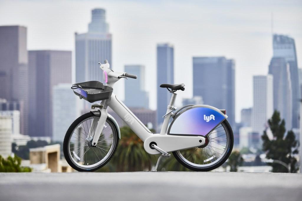 Así es dar una vuelta por la ciudad en la nueva bicicleta eléctrica de Lyft