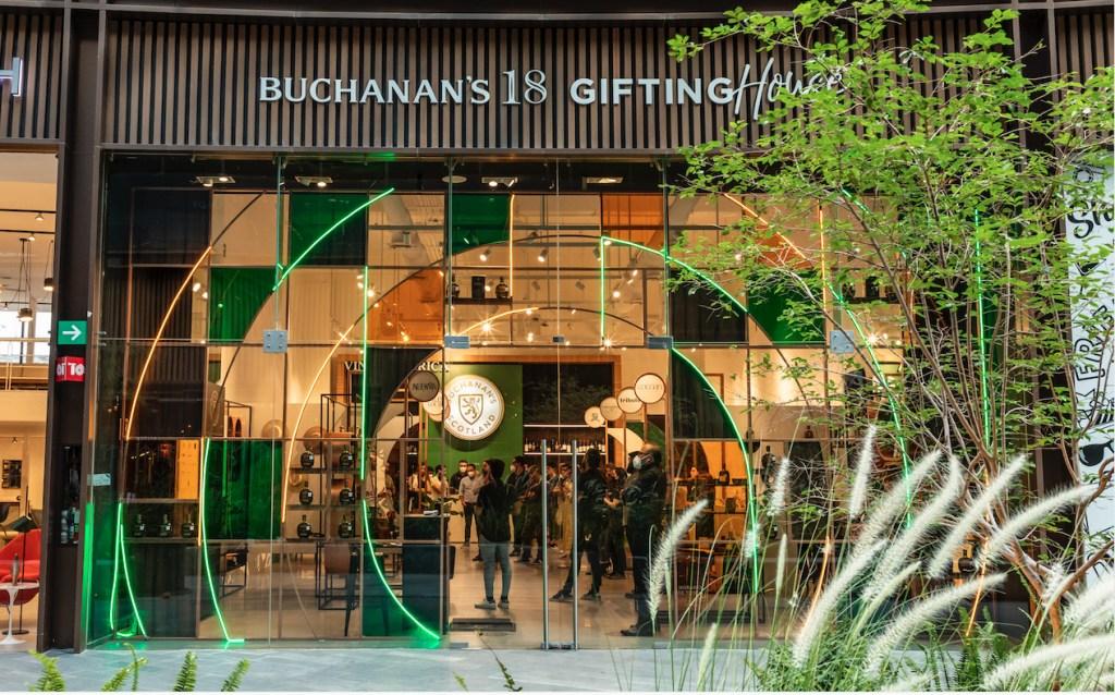 Encuentra el regalo de papá en la pop up store Buchanan's Gifting House, en Guadalajara