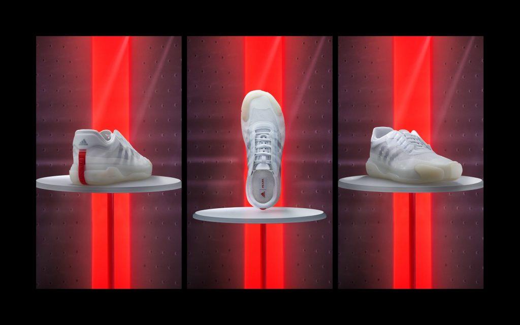 Adidas y Prada lanzan otros increíbles tenis, además sustentables: los A+P Luna Rossa 21