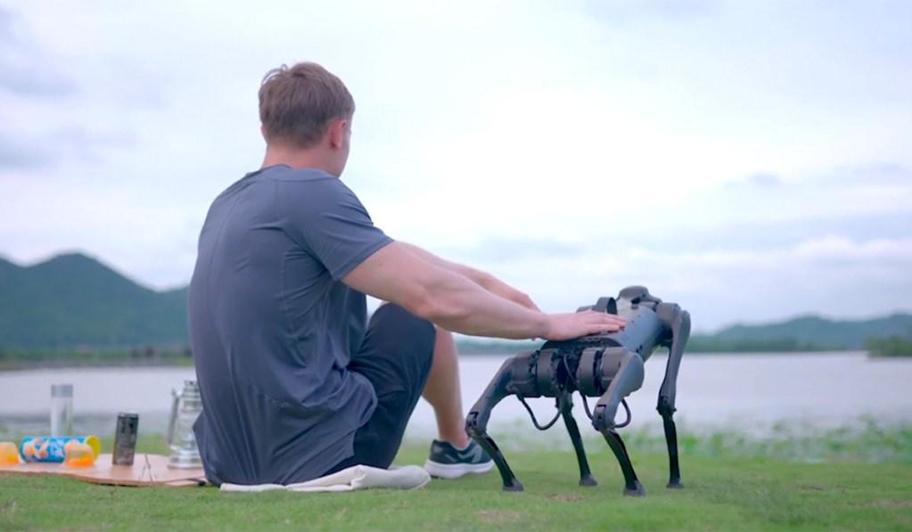 Conoce el perro robot que será tu nuevo compañero a la hora de hacer ejercicio