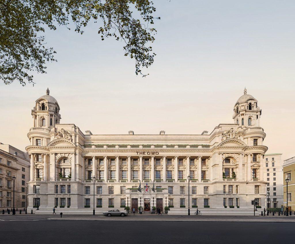 ¿Qué tienen en común Winston Churchill y James Bond? Este lugar, donde podrías comprar tu casa en Londres