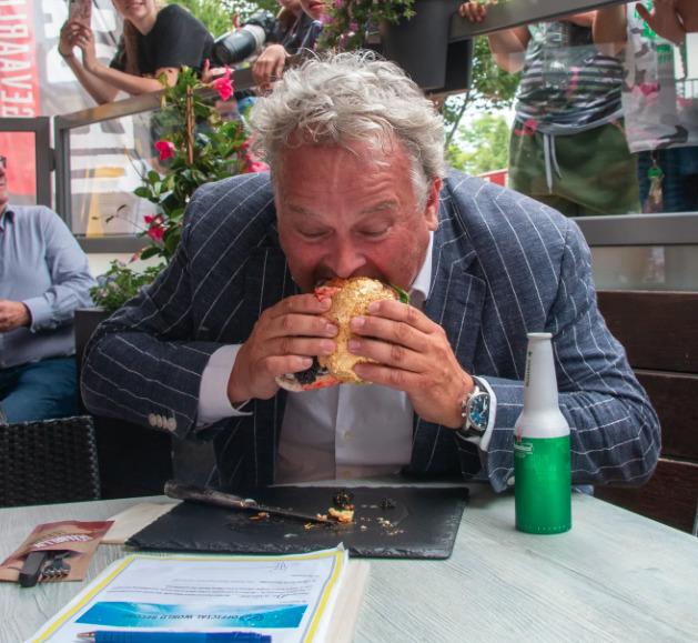 la hamburguesa más cara