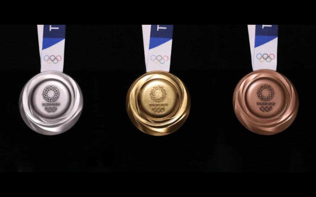 Conoce todo sobre las medallas de los Juegos Olímpicos que además de bellas, son sustentables